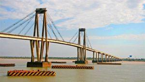 A 47 AÑOS DE SU INAUGURACIÓN : El puente Belgrano sigue siendo único entre tantos proyectos truncos. Corrientes – Chaco