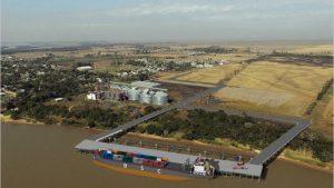 Hidrovía: Proyecto de Nación contempla mejorar puertos de Corrientes