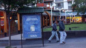 Bariloche adjudicó la publicidad callejera por 10 años