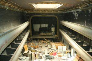 Cooperativa Falucho Avanza con la primera fase del proyecto de recuperación del Teatro Cervantes