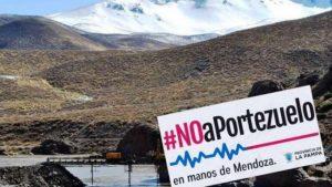 Portezuelo sólo avanzará si hay acuerdo entre Mendoza y La Pampa