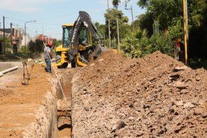 Rio Cuarto obra de cloacas por $278 Millones