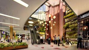 Así será el primer centro comercial «Covid-Friendly» del país