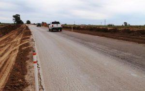 Reparación de la ruta provincial 4, entre Caleufú y Arata $ 425 Millones