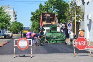5 Ofertas repavimentación del casco urbano de General Pico y del asfaltado de 73 cuadras