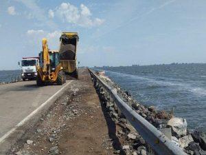 Peligra la obra de la ruta 7 licitada por Macri