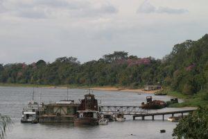 Se llamo a licitación para la construcción de un muelle para el puerto Ituzaingó $ 1.130 Millones