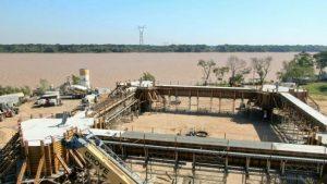 Se avanza con la interconexión eléctrica 500 KV, mega de Rincón Santa María en Corrientes y Puerto Bastiani en Chaco