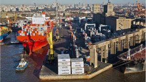 Puerto de Buenos Aires Es posible que no alcancen los dos años para resolver tantas incógnitas simultáneas