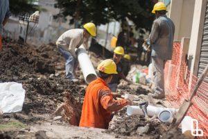 Doce empresas se postularon para la obra de cloacas en el Barrio Olimpo de Tres Arroyos