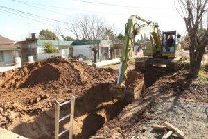 El Municipio de Comodoro licitó obras para los barrios $ 12 millones