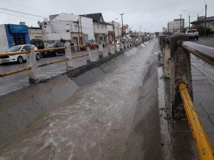 Adjudicaron a TRANSREDES Optimización de la sección transversal del canal pluvial en Comodoro Rivadavia $ 42 Millones