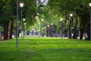 Con casi $1.000 millones, los municipios de San Juan harán iluminación, plazas y pavimentación