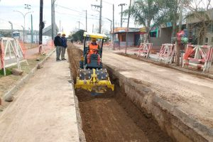 Río Cuarto: hubo 9 oferentes para realizar la obra de saneamiento cloacal