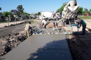 Se abrieron las ofertas para la construcción de un playón deportivo en Los Conquistadores $ 38 Millones
