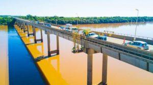 Brasil desestima la prórroga del puente Santo Tomé y São Borja