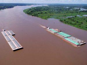 Estudian prorrogar hasta el 2022 la licitación de la Hidrovía del río Paraná