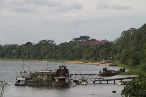 Dos oferentes para la obra del muelle para el puerto de Ituzaingó $1.130 Millones