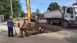 COARCO realiza obra de cloacas podría estar funcionando en 3 meses en Catamarca