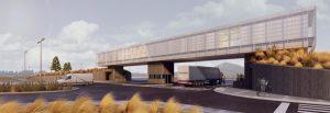 3 Ofertas edificio de ingreso al Parque Tecnológico Bariloche $ 100 Millones