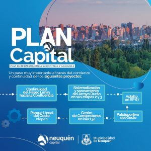 "Aprobaron que se implemente el ""Plan Capital"" del municipio"