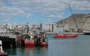 Puerto de Comodoro Rivadavia: Dragado y reactivación del astillero, algunas de las obras proyectadas