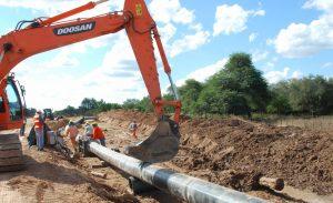 Rawson busca ampliar la planta potabilizadora y construir un acueducto