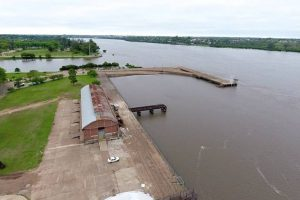 Concordia no tiene lugar en el mapa de los puertos entrerrianos