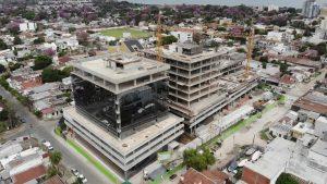 Corrientes Licitan más obras en el nuevo centro administrativo