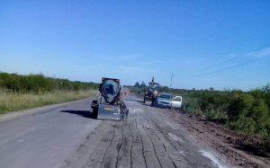 Aguardan aval de Nación para el inicio de la reconstrucción de un tramo de la RP 126