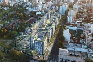 La Justicia suspende la construcción de torres de IRSA en Caballito