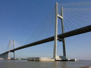Segundo puente: Capitanich recibió propuestas de empresas chinas