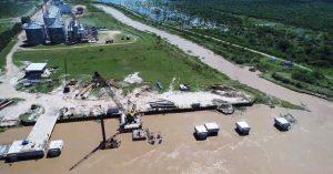 Se presentaron 14 oferentes para construir el acceso al Puerto Las Palmas