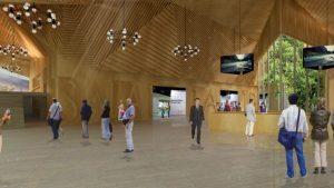 Roque Mocciola comenzará la construcción del centro de convenciones de Neuquén $ 341 Millones