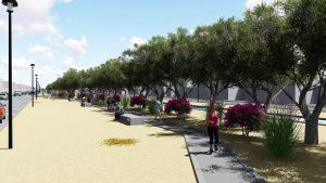 Roca: obras públicas para revitalizar los barrios