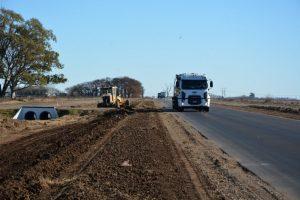Reconstruirán 800 metros de pavimento y banquinas sobre la ex Ruta Nacional 9. Custro ofertas