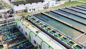 Construcción de nueva planta potabilizadora para La Plata, Berisso y Ensenada $5.537 Millones