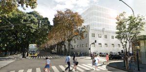 Nuevo Ministerio de Economía y Finanzas – Ex Cárcel de Caseros CABA $ 3.825 Millones 10 Ofertas