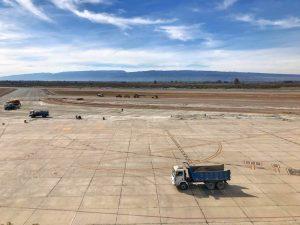 Proyectan hacer tres pistas de aterrizaje en Iglesia, Calingasta y Valle Fértil en el 2021 $1.100 Millones