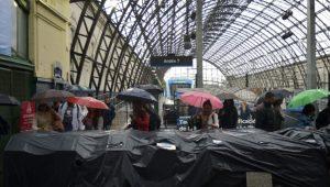 Siete ofertas para terminar el techo de la Estación de trenes de La Plata