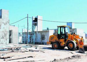 Adjudicaron a DISRTIBUIDORA ALBERDI S.R.L. la Construcción de 32 viviendas en duplex con infraestructura y obras complementarias en la Ciudad Sgo. del Estero $ 135 Millones