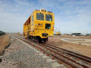 VIAL AGRO entregará una importante obra que sumará decididamente a la historia ferroviaria argentina