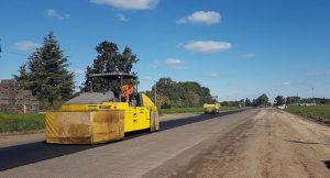Ruta 1001: Tras los pedidos del Gobierno local y la intervención de la Justicia, reparan el tramo San Pedro-Río Tala