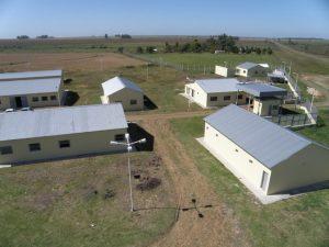 Construcción de nuevos pabellones en la Unidad penal Nº 9 de Gualeguaychú $ 78 millones 4 Ofertas