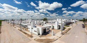 Adjudicaron a CONORVIAL S.A. la construcción de 40 viviendas en Santiago del Estero $ 167 Millones