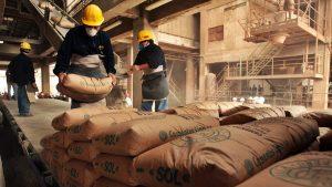 Los despachos de cemento tuvieron su nivel más alto en 30 meses