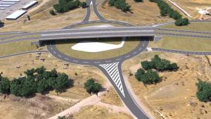 Ponce Construcciones comenzara la obra del nuevo intercambiador de tránsito en el acceso norte a Santo Tomé sobre la Autopista Santa Fe-Rosario $ 270 Millones