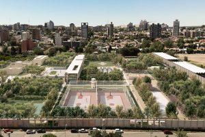 Limpieza histórica de tres pabellones de la ex U9 – Neuquén – 3 Ofertas