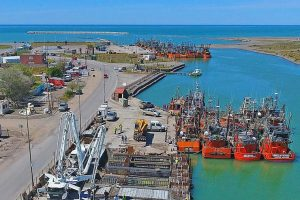 Cuatro empresas presentaron ofertas para la ampliación del muelle nuevo del Puerto de Rawson