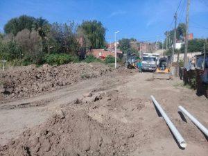 Cinco ofertas para las obras de mejora en barrios Humito y Kilómetro 3 Parana $ 126 Millones